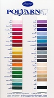 Polyarn Color Card