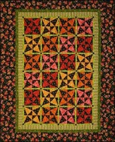 Catalina Canoes Quilt Kit Including Ruler