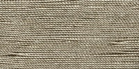 Buttonhole Silk #16 #097 Taupe Green 22 Yds. On Card.