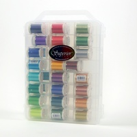 Trilobal Polyester Spools 50-pack