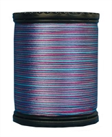 Tiara #50 Variegated Filament Silk Thread. #605. 273 Yds.
