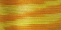 #106 Sunflowers 7mm Silk Ribbon x 3 yds.