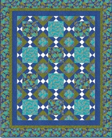 FREE DOWNLOADABLE PATTERN -  Blank Quilting Paradiso