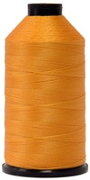 #014 Gold - Bonded Nylon Thread size #69 (1 Pound Approx. 6,015 Yds)