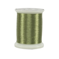 #024 Green Apple - Superior Metallics 500 yd. spool