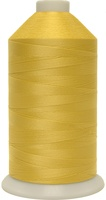 #020 Yellow - Bonded Nylon Thread size #92 (1 Pound Approx. 4,484 Yds)