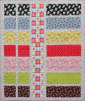 Henry Glass Miss Kitty's Colors Quilt Kit