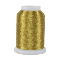 #009 Military Gold - Superior Metallics 1,090 yd. mini cone