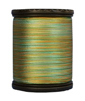 Tiara #50 Variegated Filament Silk Thread. #603. 273 Yds.