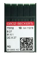Groz-Beckert B 27 #18