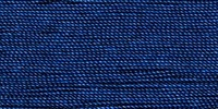 Buttonhole Silk #16 #068 Marine Blue 22 Yds. On Card.