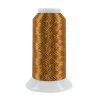 #4007 Red/Gold - Twist 2,000 yd. cone