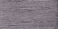 Buttonhole Silk #16 #051 Silver 22 Yds. On Card.