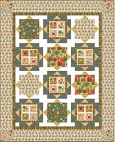 FREE DOWNLOADABLE PATTERN - Makower Forest Friends