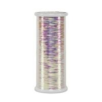 #111 Pearl/Crystal - Glitter 400 yd. spool
