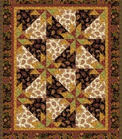 FREE DOWNLOADABLE PATTERN - Exclusively Quilters Odyssey