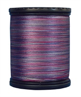 Tiara #50 Variegated Filament Silk Thread. #705. 273 Yds.