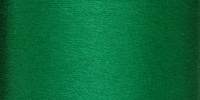 Buttonhole Silk #16 #035 Emerald Green 22 Yds. On Card.