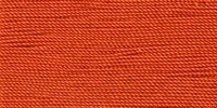 Buttonhole Silk #16 #062 Calypso Orange 22 Yds. On Card.