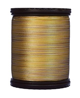 Tiara #50 Variegated Filament Silk Thread. #501. 273 Yds.