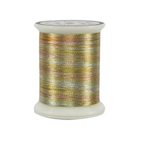 #025 Variegated Gold - Superior Metallics 500 yd. spool