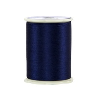 Quilter's Silk #16 #093 Deep Blue 22 yd. Spool (Purple Label)