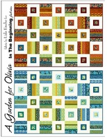 FREE DOWNLOADABLE PATTERN - A Garden for Olivia
