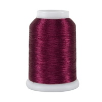 #051 Cranberry - Superior Metallics 1,090 yd. mini cone