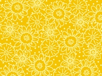 Quilting Treasures Daisy Sunshine