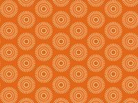 Quilting Treasures Lulu Orange