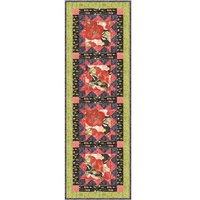 Poppy Mae Table Runner Quilt Kit