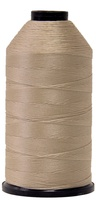 #009 Sand Original Color - Bonded Nylon Thread size #207 (1 Pound Approx. 1,925 Yds)