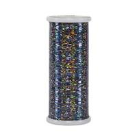#109 Steel - Glitter 400 yd. spool