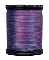 Tiara #50 Variegated Filament Silk Thread. #704. 273 Yds.