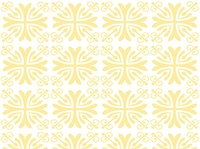 Quilting Treasures Moonflower Yellow