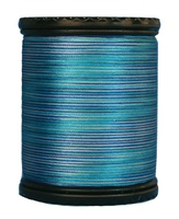 Tiara #50 Variegated Filament Silk Thread. #505. 273 Yds.