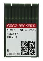 Groz-Beckert 135 X 17 #23 (Non-Titanium Coated)