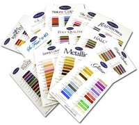 Sewing, Quilting & Embroidery Color Card Set x 23