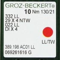 Groz-Beckert 332 LL #21