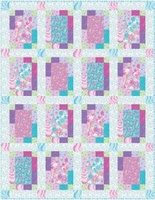 FREE DOWNLOADABLE PATTERN - Studio e Fabrics Cotton Candy