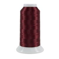 #4006 Red/Black - Twist 2,000 yd. cone