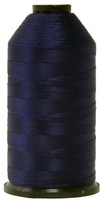 #007 Navy - Bonded Nylon Thread size #69 (1 Pound Approx. 6,015 Yds)
