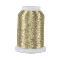 #002 Light Gold - Superior Metallics 1,090 yd. mini cone