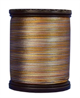 Tiara #50 Variegated Filament Silk Thread. #707. 273 Yds.