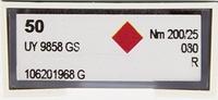Groz-Beckert UY 9858 GS #25