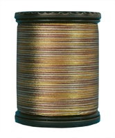 Tiara #50 Variegated Filament Silk Thread. #702. 273 Yds.