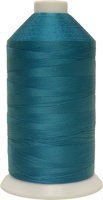 #030 Blue Turquoise - Bonded Nylon Thread size #92 (1 Pound Approx. 4,484 Yds)