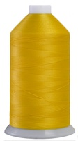 #034 Bright Yellow - Bonded Nylon Thread size #69 (1 Pound Approx. 6,015 Yds)