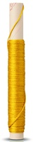 #25/3-Ply Silk Floss #616 Yellow.