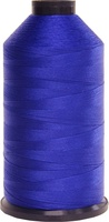 #006 Royal Blue - Bonded Nylon Thread size #69 (1 Pound Approx. 6,015 Yds)